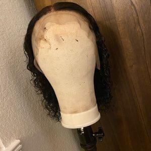 **SOLD** Transparent Lace Virgin Human Hair Wig